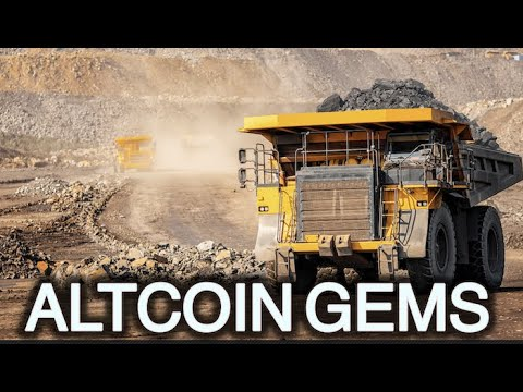 Searching For Altcoin Gems May 2021