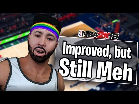 NBA 2K19 Review - The Best & Worst 2K In Years