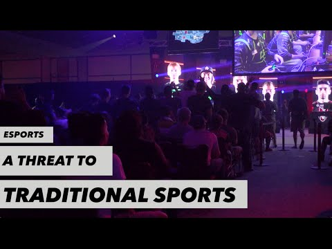 eSports a Threat to Traditional Sports?