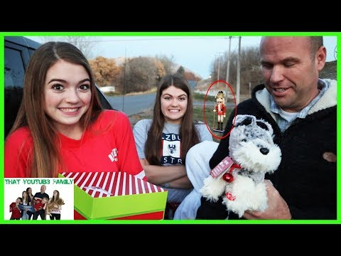 Toy Collector Part 3 Delivering Mystery Christmas Package /That YouTub3 Family I Family Channel