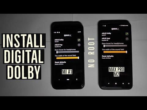 Download Asus Dolby Equalizer Installation On Asus Zenfone