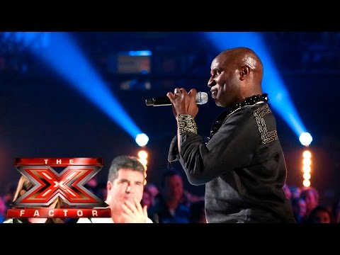 Will the Judges be Happy with Alex Boye? | Auditions Week 3 | The X Factor UK 2015