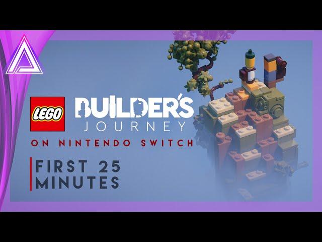 LEGO Builder's Journey (видео)