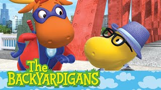 The Backyardigans: The Front Page News   Ep.48