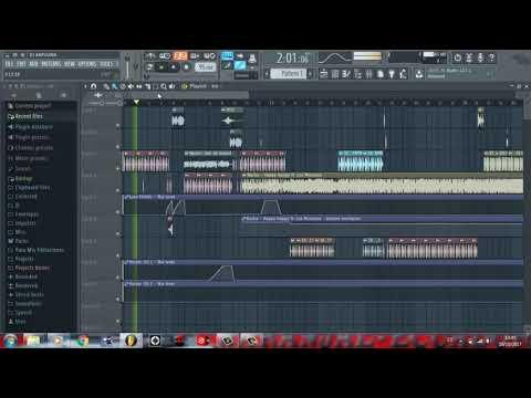 Nacho Ft Los Mendoza - Happy Happy Remix By (( Dj Kapulina )) 2017