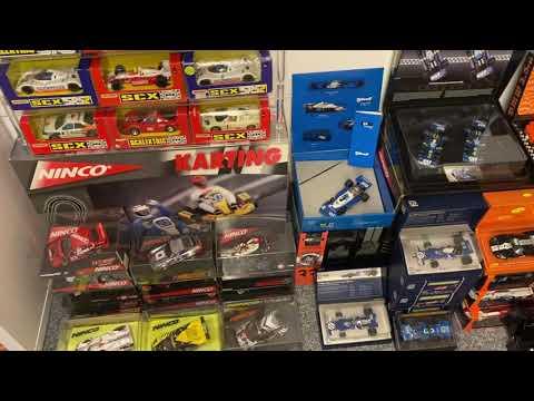 Slot Car Collection Sammlung Ninco Carrera SCX . . .
