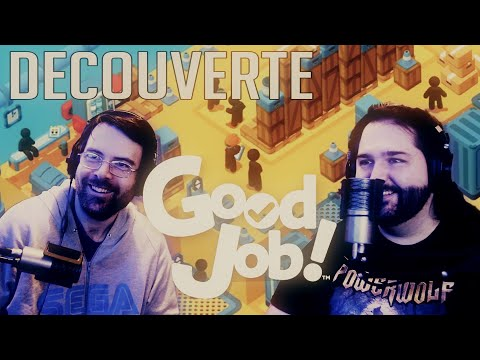 DECOUVERTE - Good Job!