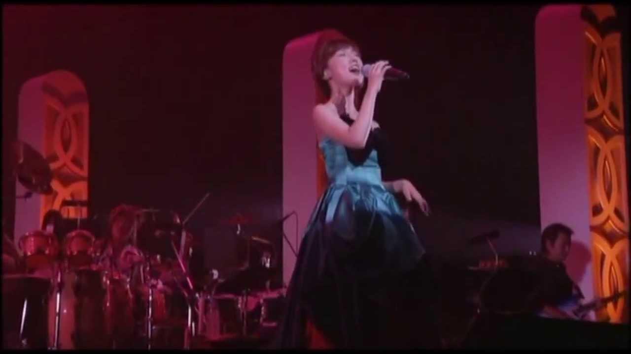 島谷ひとみ 愛歌 (Live 2006) - YouTube