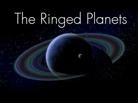 What Makes Ringed Planets so Special ?  :  Documentary on the Planetary Rings of the Universe