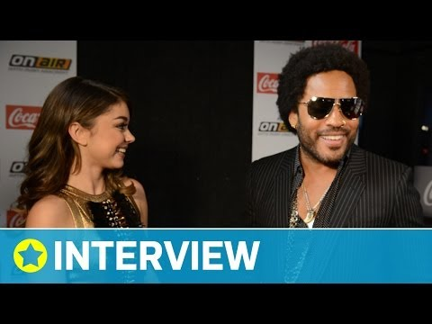Lenny Kravitz Goes Speechless | Interview | On Air with Ryan Seacrest