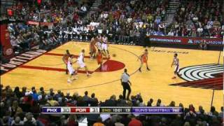 Patty Mills 12-7-2010 game highlights VS. the Phoenix Suns