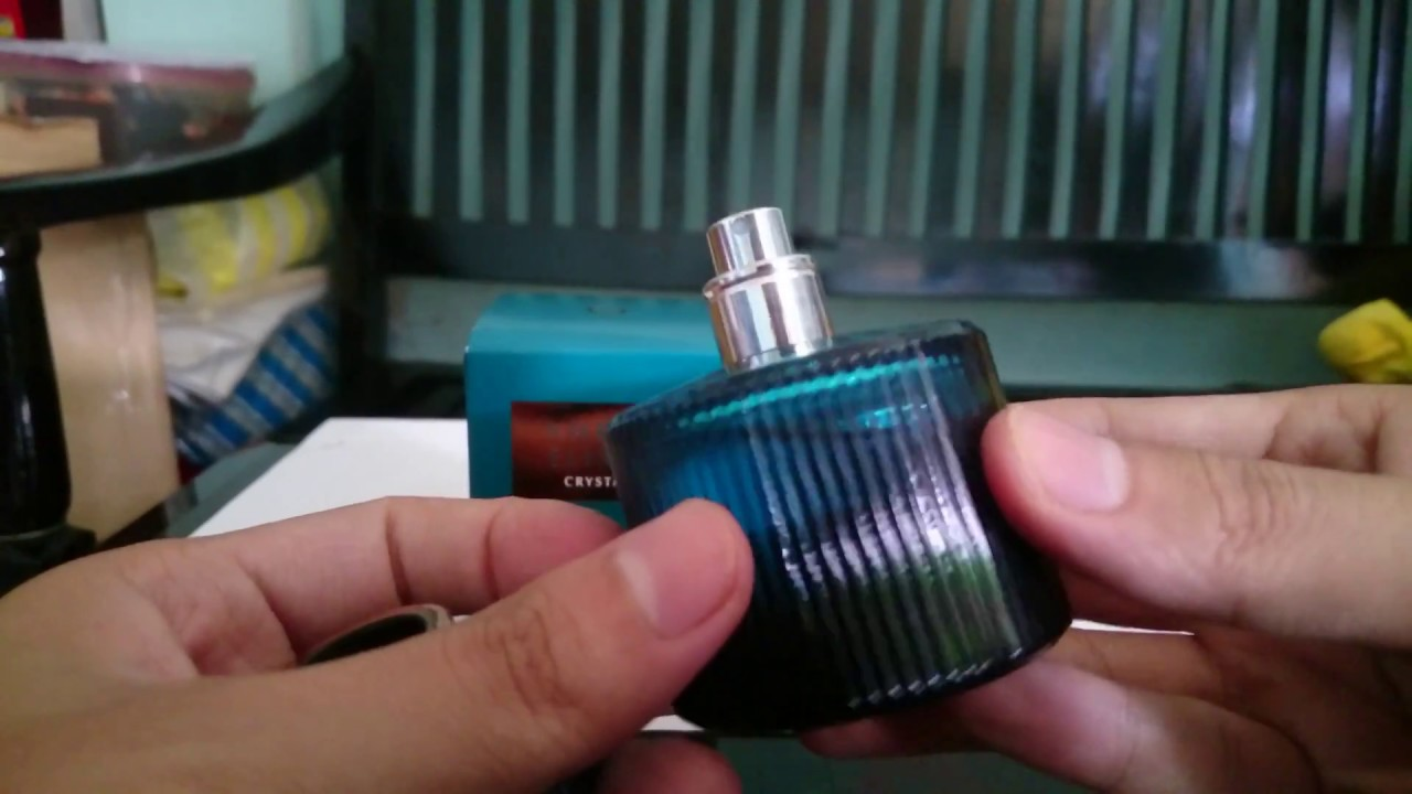 Oriflame Look Amber Elixir Crystal Eau De Parfum 33044 Youtube