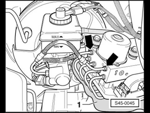 Abs Mk1 Vw Audi Seat Scoda