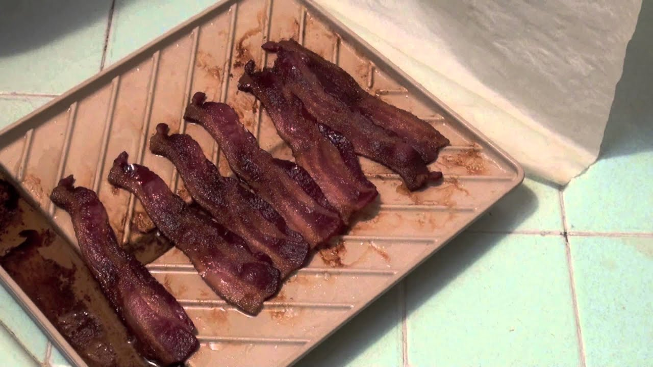 Perfectly Cooked Bacon For Amateurs