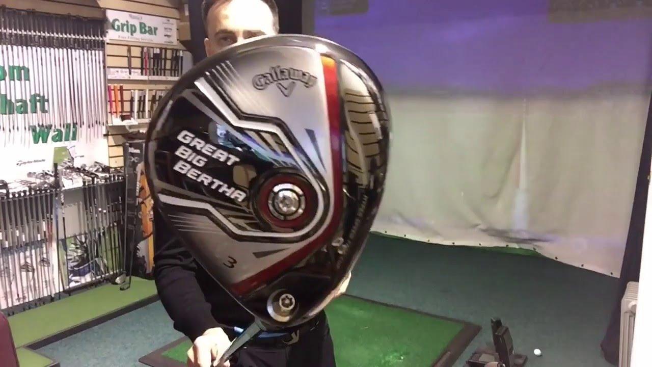 Callaway Great Big Bertha Review Drivers Golf Digest Golf Drivers Golf Clubs Golf