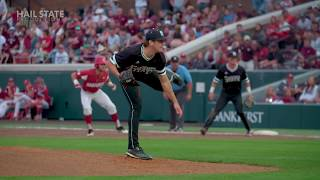 Mississippi State Baseball vs. Arkansas Extended Cut