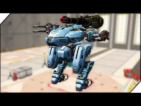 КУПИЛ НОВОГО РОБОТА - War Robots # 3
