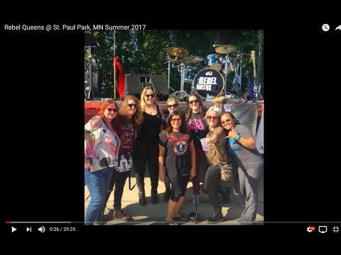Rebel Queens @ St. Paul Park, MN Summer 2017