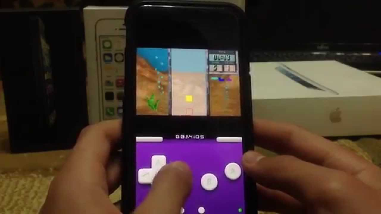 play gba games on iphone play boy advance roms on iphone itouch gba4ios 6546