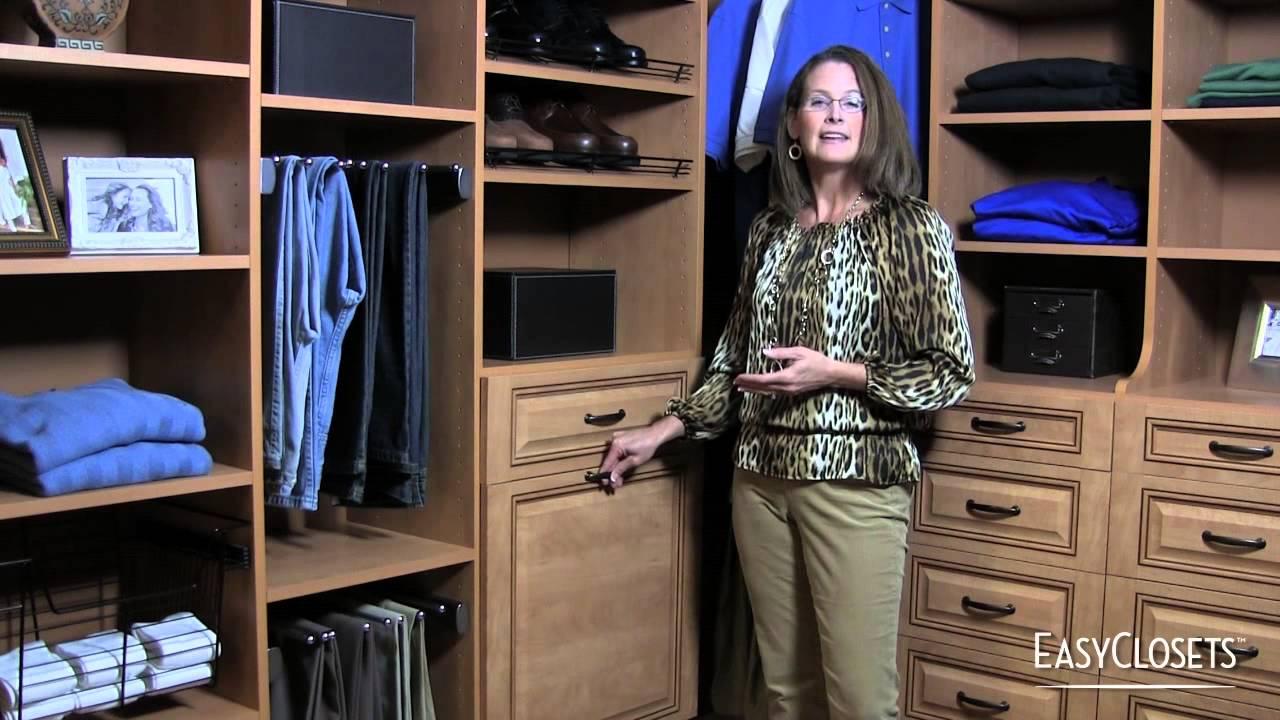 Smart Closet Design Tips