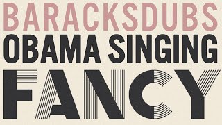 Barack Obama Singing Fancy by Iggy Azalea thumbnail