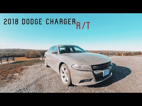 2018 Dodge Charger R/T HEMI V8 0-60 / Road Test & Review