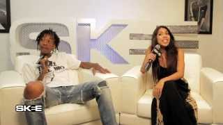 Wiz Khalifa Talks Sebastian, The Craziest Thing A Fan Has Ever Done and More