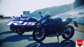 Yamaha R15 V3 Official video