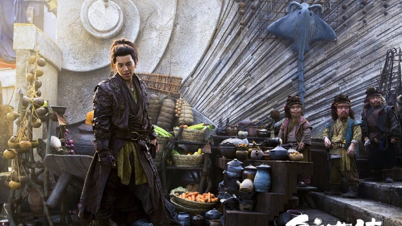 Download Legend of the Naga Pearls (鲛珠传) Trailer 2017 Chinese Fantasy Action Martial Arts Movie