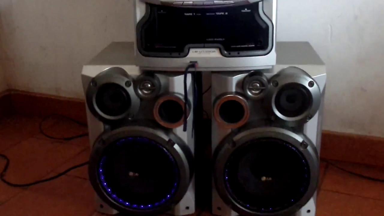 SERTANEJO REMIX jorge e mateus (PERGUNTA BOBA) MINI SYSTEM LG LM-U1350A