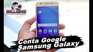 Conta Google 2019 Samsung Galaxy J2, J3, J5, J7, S6, S7, S8, S9 Todos, Desbloquear, Restaurar