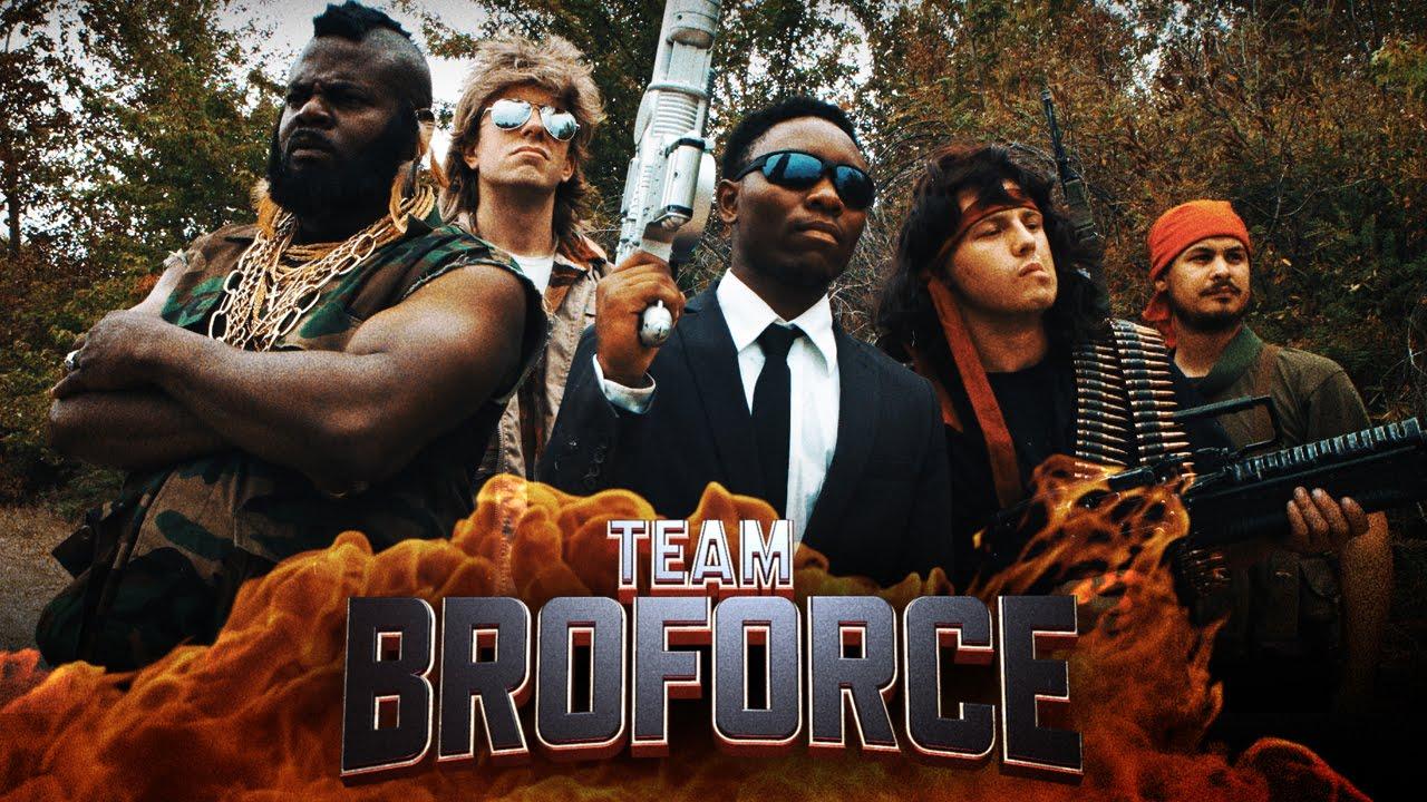 broforce freelives