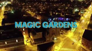 Magic Gardens: Halloween x Homecoming 2016