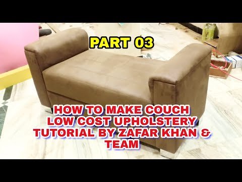 #couch #upholstery PART03