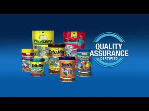 Tetra® — Aquarium Fish Nutrition