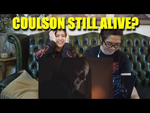 Agents Of SHIELD Season 6 Teaser Trailer Coulson Is Dead REACTION From Indonesia
