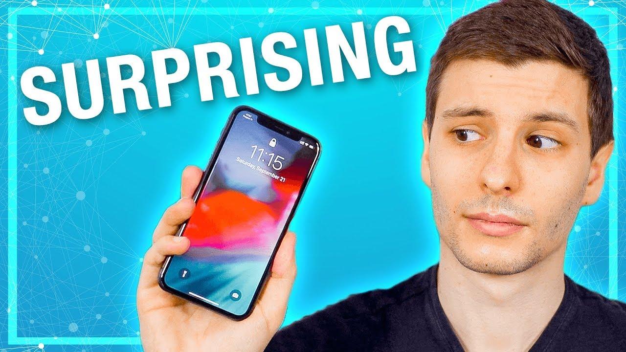 Primeras impresiones del iPhone 11 Pro: mejor de lo esperado + vídeo