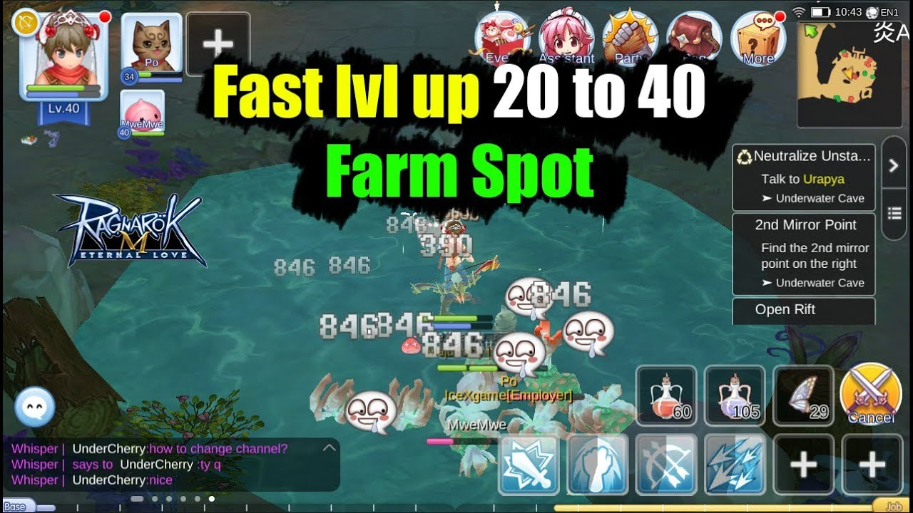 Image result for farming ragnarok m
