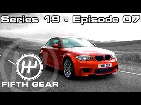 Fifth Gear: Series 19 Episode 7