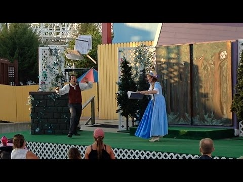 StoryTale: Fumbled Fables at Six Flags New England