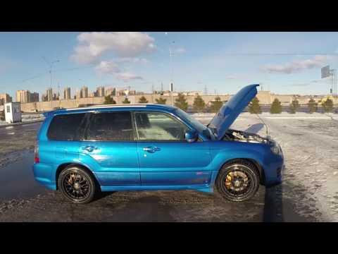 Subaru Forester Sg9 Sti