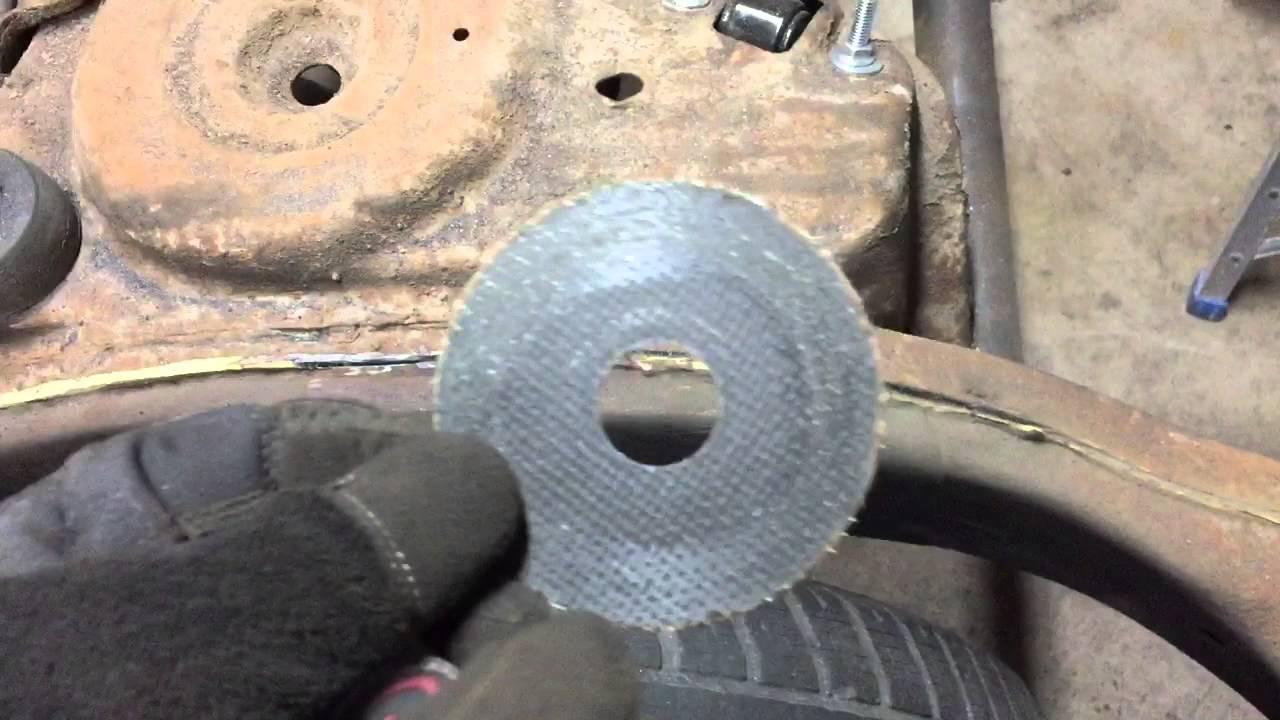 G Body Frame Repair Kit - G body frame notch