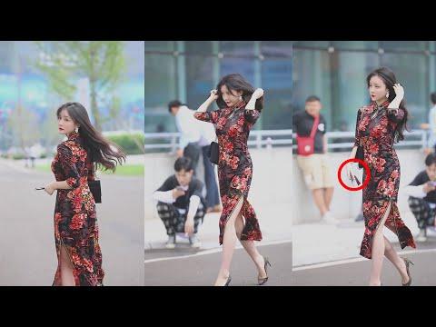 Tik Tok/douyin/抖音  亞洲最時尚的大長腿女孩精選 EP.4