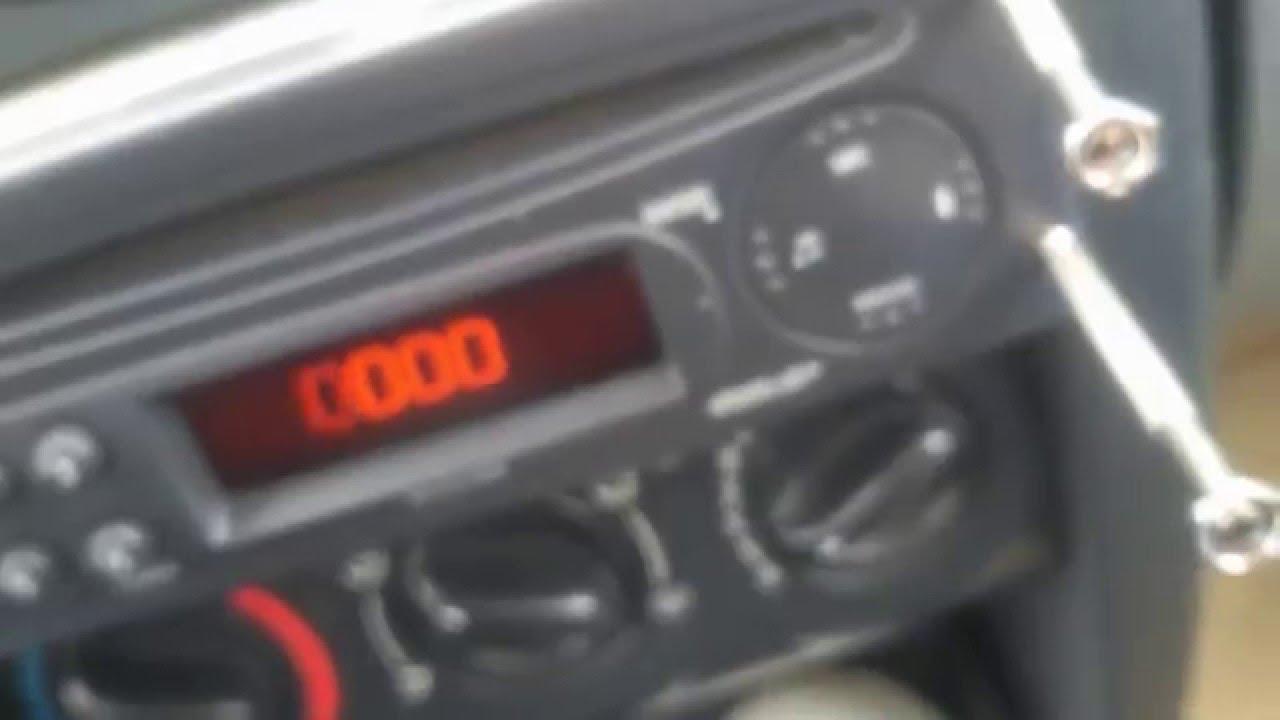 renault radyo erorr code sorunu ÇÖzÜldÜ!!!!!!!! part 1 - youtube