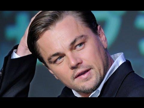 Leonardo DiCaprio Acting Break