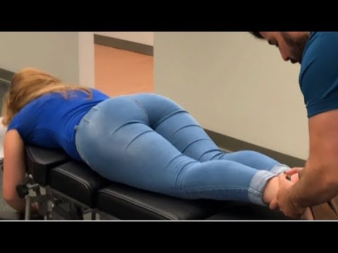 Pregnancy Chiropractic Adjustment: Week 8 First Trimester