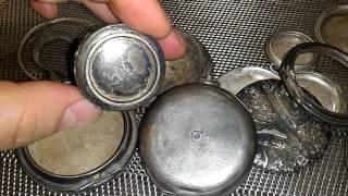 Лом серебра 84 проба 196 грамм(, 2017-01-15T15:28:32.000Z)
