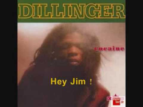 Dillinger  cocaine in my brain Wayne Smith  under my sleng theng
