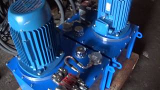 Гидростанция для пресса 7,5 кВт ч.2(, 2016-06-29T16:05:41.000Z)