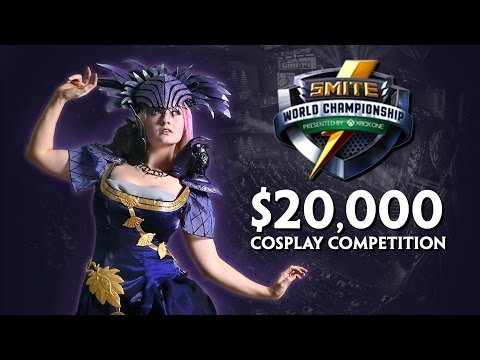SMITE World Championship - $20,000 Cosplay Competition!